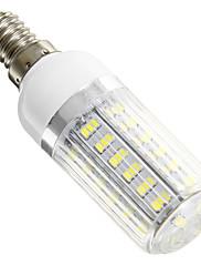 daiwl E14 6w 42x5730smd 420lm 6000K studená bílá světla vedl kukuřice žárovky (ac 220-240)