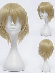 milkshade blond krátké cosplay paruka