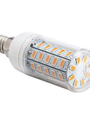E14 10W 48 SMD 5730 1000 LM 温白色 T LEDコーン型電球 交流220から240 V