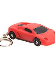 LED osvijetljenje / Key Chain Automobil Crtići / Kreativan Key Chain / LED osvijetljenje / Hangzás Srebrna ABS