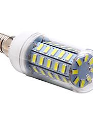 4w e14 ledコーンライトt 48 smd 5730 350-400 lmナチュラルホワイトAC 220-240 v