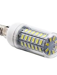 5W E14 LEDコーン型電球 T 56 SMD 5730 450 lm ナチュラルホワイト 交流220から240 V