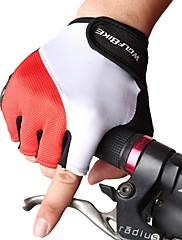 WOLFBIKE® スポーツグローブ 男性用 サイクルグローブ サイクルグローブ 防滑り フィンガーレス サイクルグローブ サイクリング