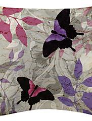 ples leptira baršun dekorativne jastučnicu