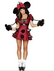 sexy role myš hrát outfit výkon klub ds fáze uniformy halloween kostým