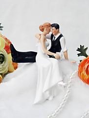 primeros de la torta dulce romántica topper momento torta