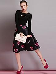 d.sa evropský nové zimní módní sukně