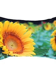country květinový polštář kryt / polštář s vložkou