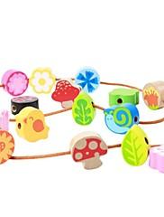 benho šumske kuglice drveni dječji obrazovni igračke