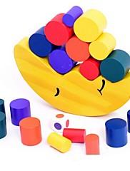 dřevo moon vyvažování hra vzdělávací hračka