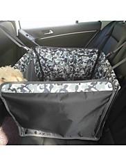 折り畳み式の後部車の座席の犬のカーシートカバーハンモック