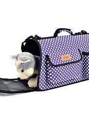 přenosný&fondable pet taška pro psy kočky 52 * 22 * 31 cm / 20 * 9 * 12 palcové