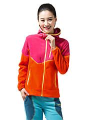 Žene Hoodie Ženska jakna Flis jakne MajiceCamping & planinarenje Ribolov Penjanje Trkaći brod Slobodno vrijeme Sport Biciklizam/Bicikl