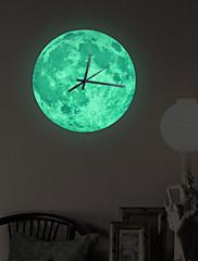1ks originální retro hypermoderní domácnost středobodem šťastné hodiny (barva náhodně)