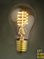 E27 40W A19 žice stranih popularni ukras Edison Hotel Restaurant svjetlo žarulje