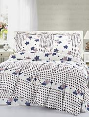 4サンディング寝具の韓国のベルベットの肌に優しい家族のyuxin®koreanバージョンは、シートの寝具セットを適用