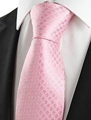Muž Bavlna / Polyester / Umělé hedvábí Vintage / Roztomilý / Party / Pracovní / Na běžné nošení Kravata,Puntíky