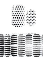 lijepe crne Koreja DIY dijamant naljepnice 3d noktiju