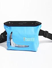 Suché Boxy / Suché pytle Voděodolný Potápění a šnorchlování. Černá PVC