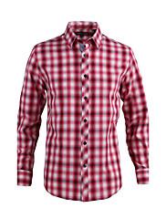 JamesEarl 男性 シャツカラー ロング シャツ&ブラウス シルバー - DA202028701