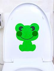 roztomilé zvíře toaletní samolepky samolepky
