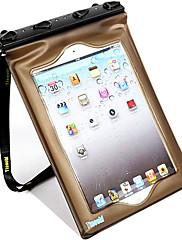 Suché Boxy / Suché pytle Unisex iPad / Voděodolný Potápění a šnorchlování. Černá PVC-TTeoobl