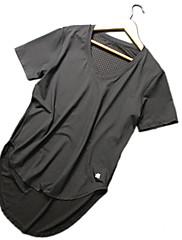 Others®Joga Majice Prozračnost / Quick dry Neelastičan Sportska odjeća Yoga / Sposobnost / Slobodno vrijeme Sport / Trčanje Žene