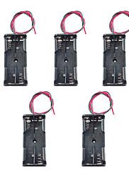 SENDAWEIYE battery AAA バッテリーケース 2PCS 1.5V