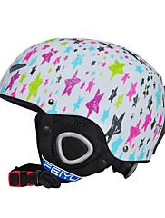 男女兼用 ヘルメット M:55-58CM / S:52-55CM スポーツ CE EN 1077 スノースポーツ / ウィンタースポーツ / スキー / スノーボード EPS / ABS樹脂
