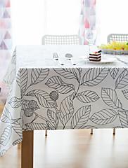 方形 パターン柄 テーブルクロス , コットンブレンド 材料 ホテルのダイニングテーブル 表Dceoration ホームデコレーション