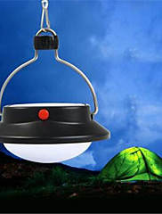 Rechargeable Light Control Solar LED Camping Lantern Night Light