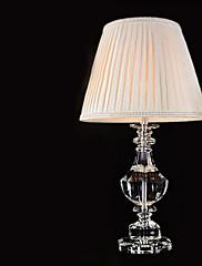40 Tradisjonell / Klassisk Bordlampe , Funktion for Krystal , med Krom Brug Dæmper Kontakt