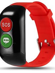 Bracciale smartLong Standby Contapassi Registro delle attività Sportivo Monitoraggio frequenza cardiaca Distanza del monitoraggio GPS