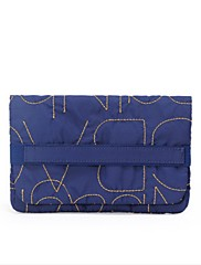 Ženy Skladovací taška Bavlna Celý rok Ležérní Bez zipu Vodní modrá