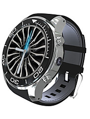 Chytré hodinky Krokoměry Fotoaparát Monitor pulsu Dotyková obrazovka Anti-ztracené SOS GPS Budík Záznamník hovorů Bluetooth 4.0 WIFI 2G 3G