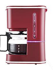 Kávovar Plně automatické Přesýpací hodiny zdraví Vzpřímený design Rezervační funkce 220v