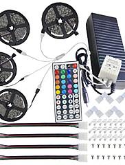 120W Sady světel 12000 lm AC 100-240 V 20 m 600 lED diody RGB