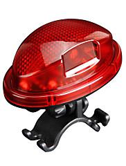 Luzes de Bicicleta LED Ciclismo Anti-Vento Antipoeira USB Lumens USB Vermelho Exterior