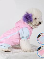 Pes Kabáty Oblečení pro psy Běžné/Denní Jednolitý