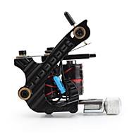 acier carbone pistolet de tatouage machine shader et doublure (0931-004)