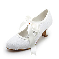 homme mariage blanc talon bobine mary janesatin satin elastique - Chaussures Compenses Blanches Mariage