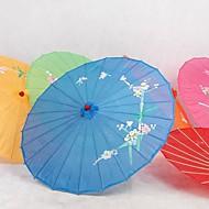 """Tuin Thema / Asian ThemaZijde-Bamboe-Paraplu(Blauw)Voorjaar / Zomer 19 """"Hoog (48Cm Hoog) 19 """"Hoog (48Cm Hoog)"""