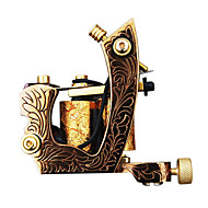 delicate gietijzer 10-wrap spoel tattoo machine shader