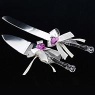 Couteau à gâteau Rose de jardin / pour service de table