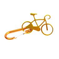 leuke fiets vorm sleutelhanger