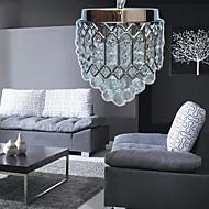 Lámpara Chandelier de Cristal con 4 Bombillas - RADEBERG