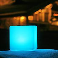 lumière menée de forme cubique