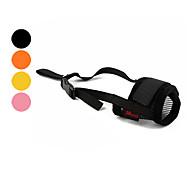 Dog Muzzle Adjustable/Retractable / Training / Breathable Black / Pink / Yellow / Orange Textile