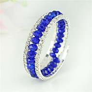 Women's Fashion/Strand Bracelet Alloy Crystal/Rhinestone