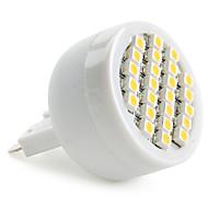 1.5W G9 LED bodovky 24 SMD 3528 60 lm Teplá bílá AC 220-240 V